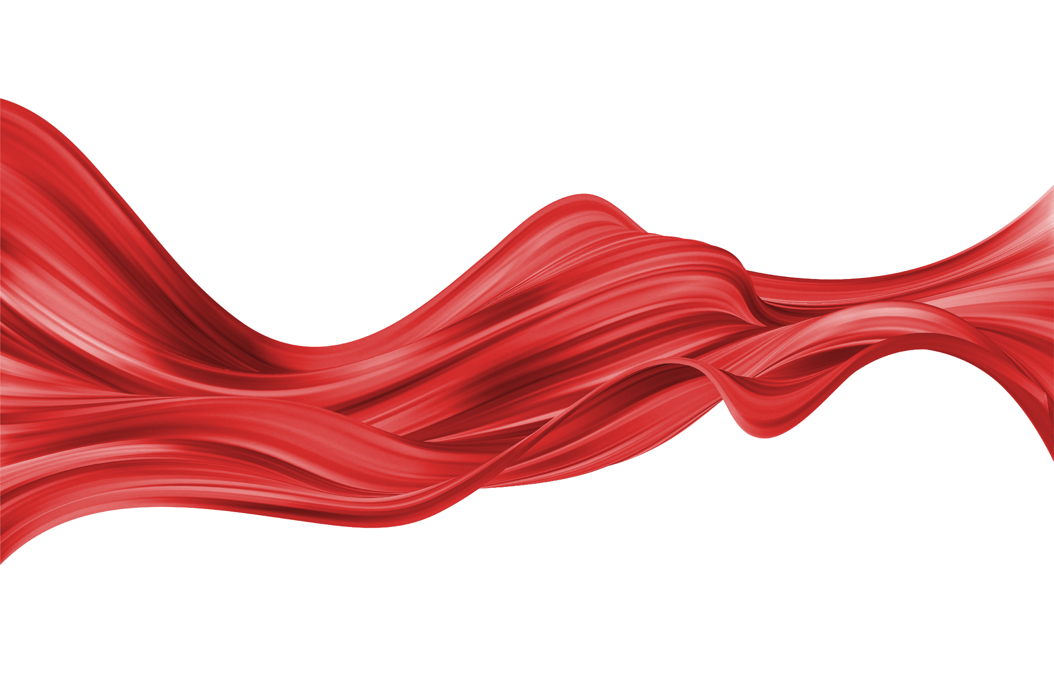 Wave Red Flow