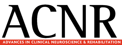 ACNR - Advances in Cinical Neuroscience & Rehabilitation